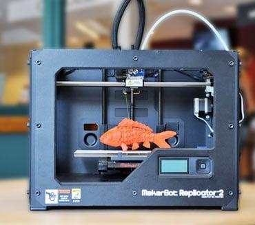 Бизнес по производству продукции на 3D принтере