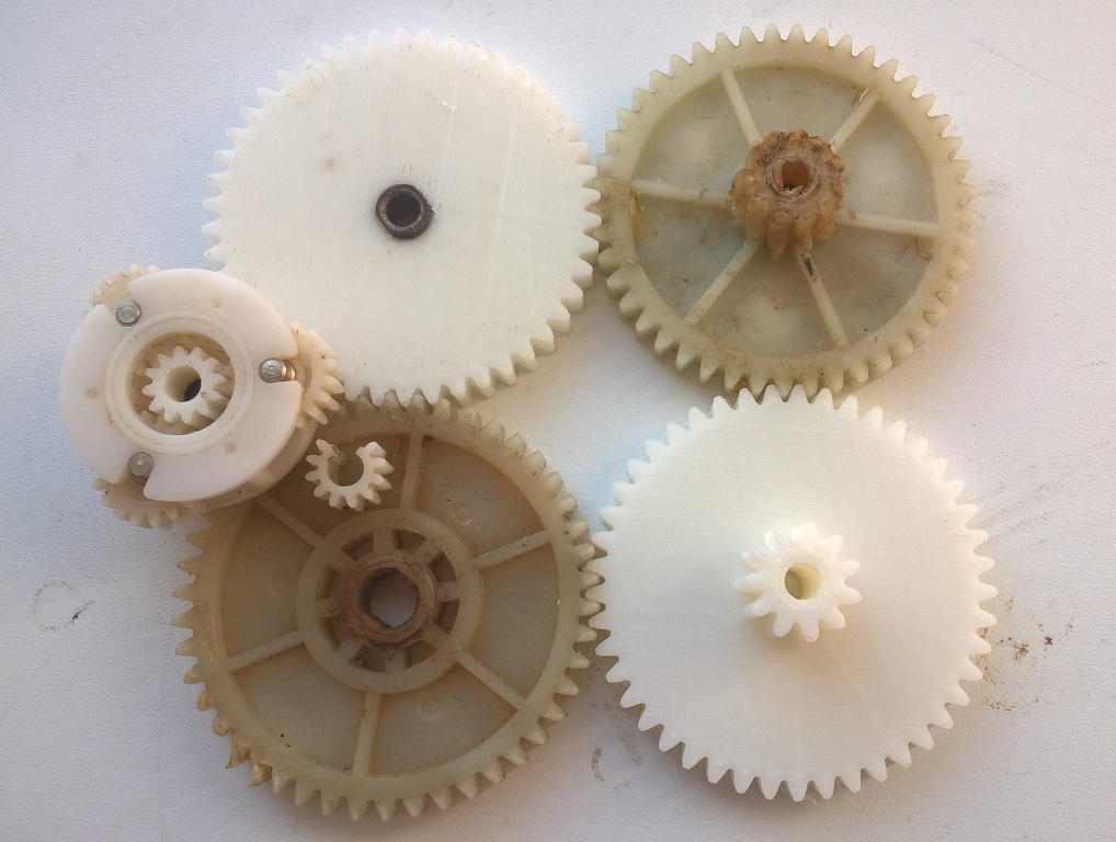 3D печать шестерни