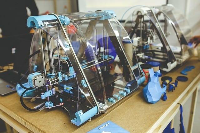 Типы 3D принтеров