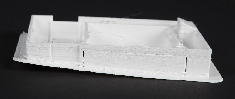 Деформация при 3D печати