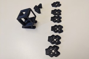 Основной пластик на дронах