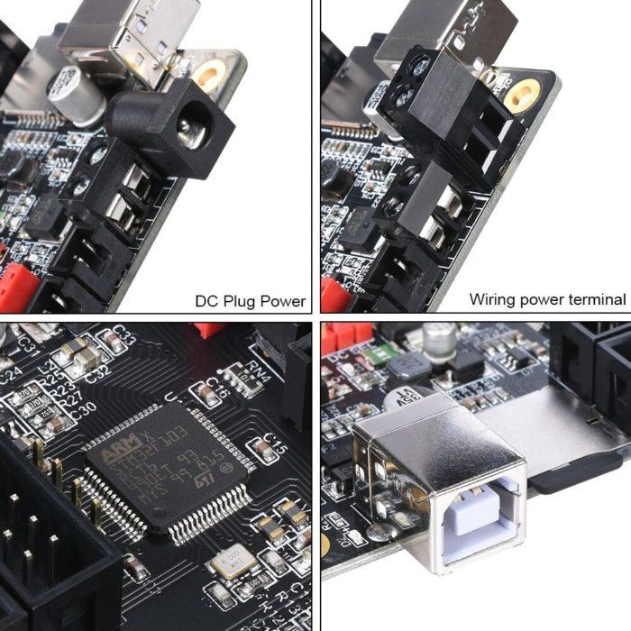 Дешёвая 32-битная плата 3D принтера - BIGTREETECH SKR мини V1.1