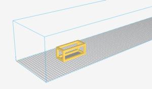 правильная ориентация 3D модели