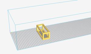 3D модель неправильно расположена
