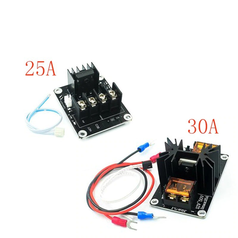 Реле контроллер MOSFET 25А и 30А