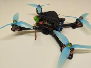 Стабилизатор для дрона