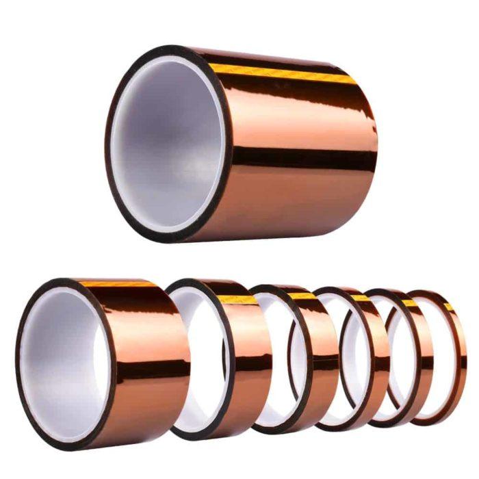 Термостойкая лента Reprap, высокотемпературная термостойкая лента для 3D-принтера