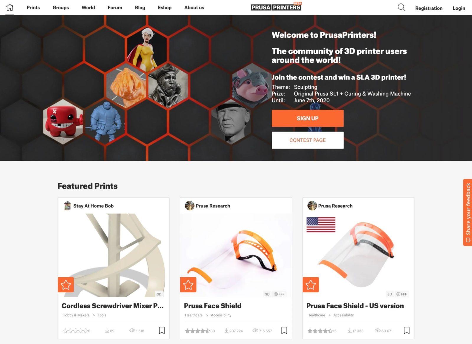 Бесплатные файлы STL, 3D-модели, файлы для 3D-принтера, 3D-модели для 3D-печати: PrusaPrinters