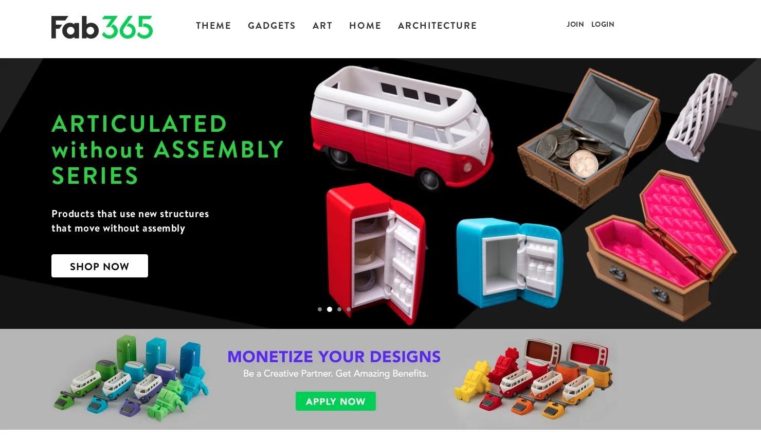 Бесплатные файлы STL, 3D-модели, файлы для 3D-принтера, 3D-модели для 3D-печати: Fab365