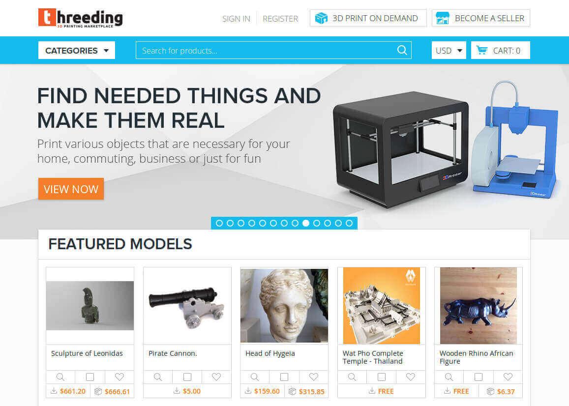 Бесплатные файлы STL, 3D-модели, файлы для 3D-принтера, 3D-модели для 3D-печати: угроза