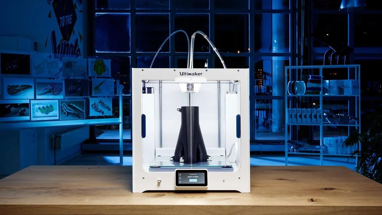 Лучшие профессиональные 3D-принтеры