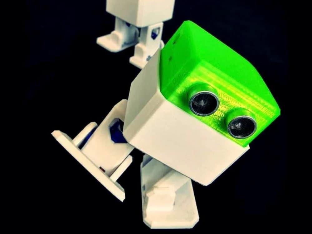 Интерактивный робот Отто