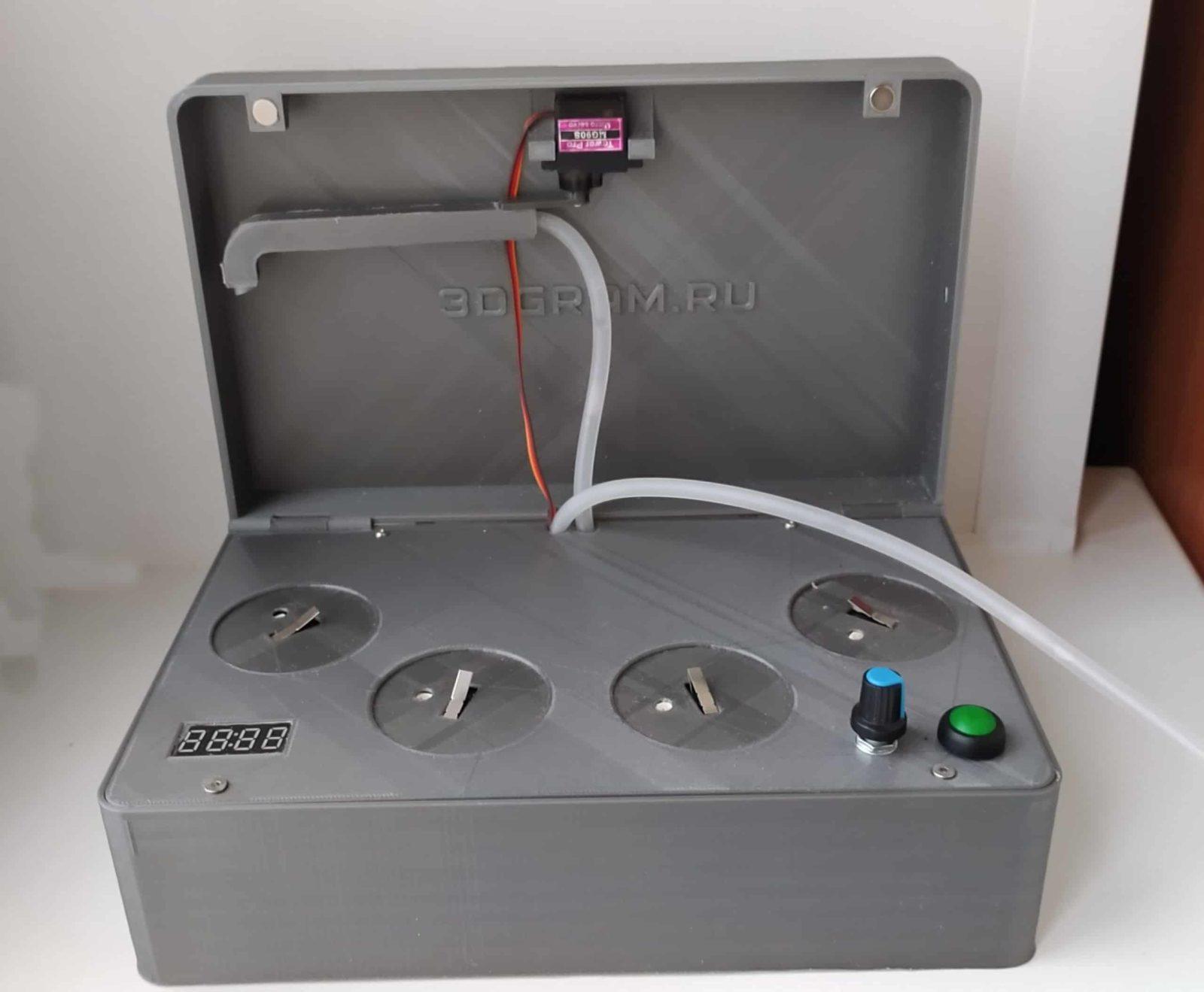 3d-печать наливатора