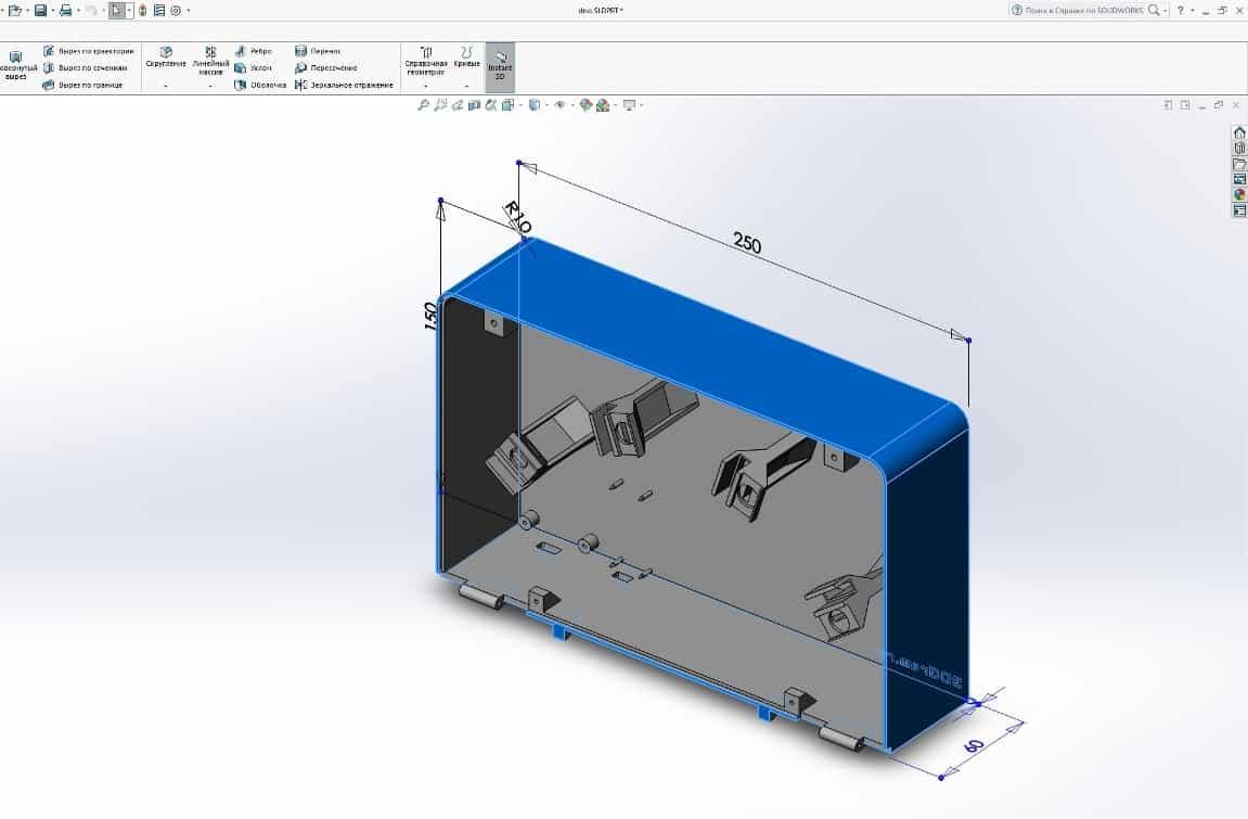 stl 3d модель наливатора