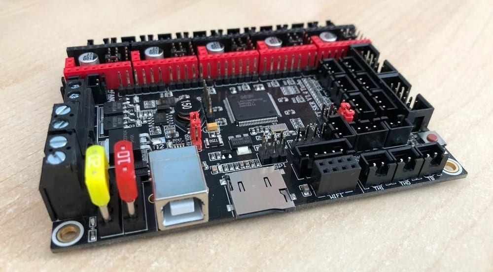 SKR 1.4 Turbo , 32-битная плата